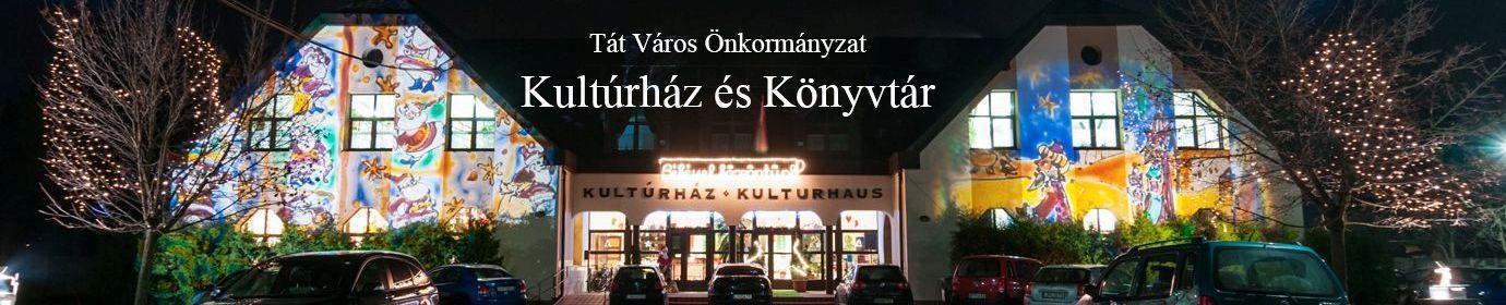 Tát Város Önkormányzat Kultúrház és Könyvtár